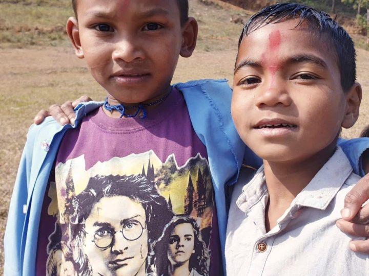 Meet SYMF children- Rakesh and Sanju Nepali